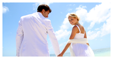 Weddings and Honeymoon in Pasa Tiempo resort FL