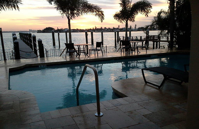 private waterfront villa pasa tiempo st pete beach tampa adult only
